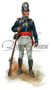 7th-U-S-Infantry-Sergeant-1815-Battle-of-New-Orleans-Don-Troiani