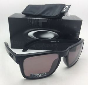 fa089f85d Image is loading Polarized-OAKLEY-Sunglasses-HOLBROOK-OO9102-90-Matte-Black-