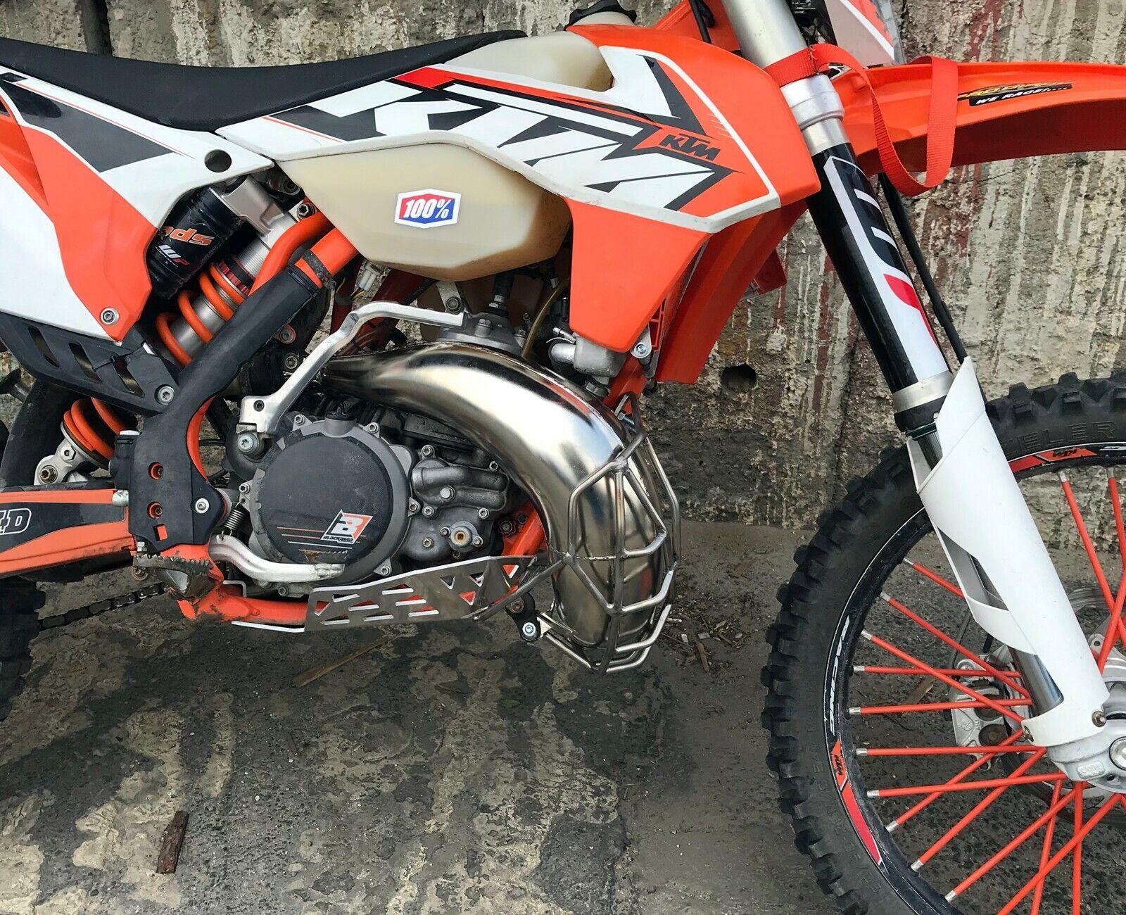 Auspuffanlagen FMF Gnarly Krmmer Auspuffbirne fr KTM EXC 200 2 ...