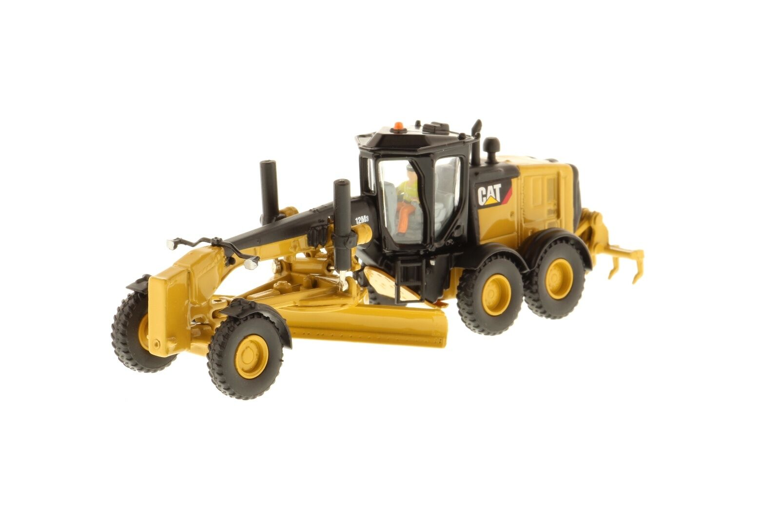 Caterpillar 1 87 HO scale Cat 12M3 Motor Grader - Diecast Masters 85520