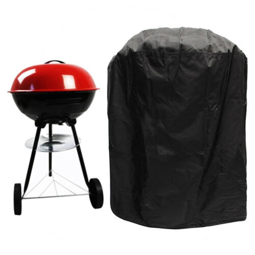 Garten Schutzhülle für Rund BBQ Grillabdeckung Kugelgrill Gas Grill Abdeckhaube