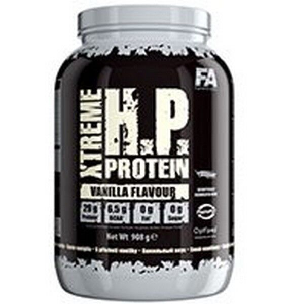FITNESS AUTHORITY XTREME LINE - HP HP - PROTEIN 908gr - BLEND DI PROTEINE d5c7b1