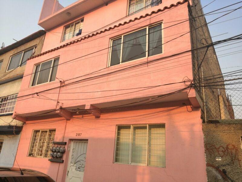 Se Vende Edificio con 6 departamentos Juventino Rosas, Iztacalco