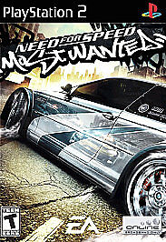 Need for Speed: Most Wanted (Sony PlayStation 2, 2005) CIB RACING  PS2 NTSC
