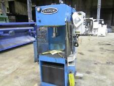 15 Ton Cajoromi 15 Ton C Frame Hydraulic Press 12 Stroke 18 Daylight 24 X 18