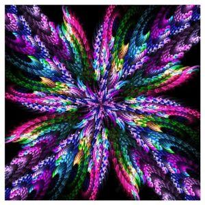 Full-Round-Drill-5D-Diy-Diamond-Painting-034-Mandala-034-3D-Embroidery-Cross-Stitc-3H