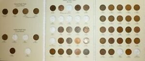 1857-1909-Flying-Eagle-Indian-Head-Cent-Collection-IC47