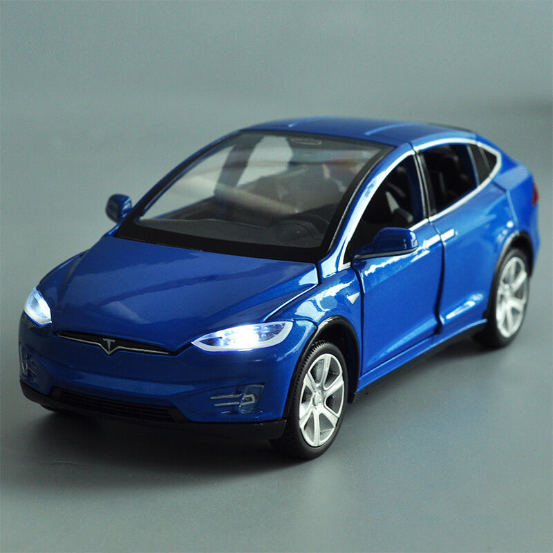 Tesla Model S Diecast Car
