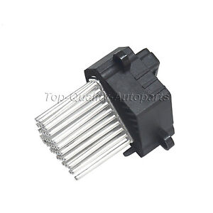 Blower Motor Resistor Final Stage Unit Fsu For Bmw E46 E39