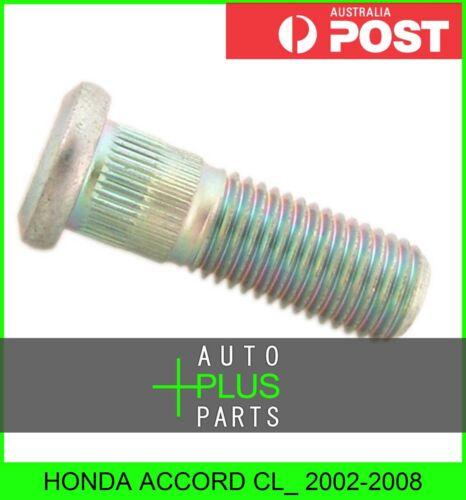 Fits HONDA ACCORD CL/_ 2002-2008 Wheel Hub Stud Lug