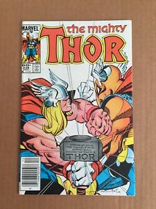 The-Mighty-Thor-338-1983-2nd-Beta-Ray-Bill-Marvel-Comic-Newsstand