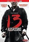 13 Assassins 0876964003933 DVD Region 1 P H