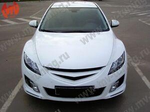 Mv Tuning Front Grill Sport Mazda 6 Atenza Gh 2008 2009 2010 2011 2012 Ebay