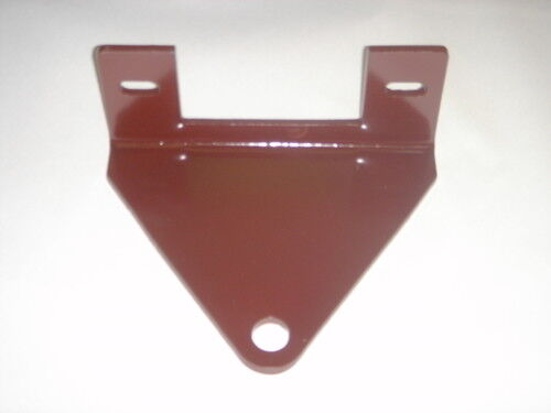 """Bolts Included Grasshopper Mower Trailer Hitch Free Shipping 1//4/"""" Thick"""