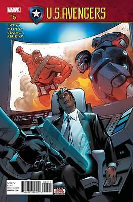 Marvel, 2017 NM US Avengers #11