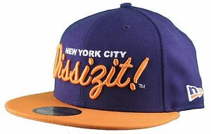 4cef598122e ... new zealand image is loading dissizit new era fitted 59fifty ny hat navy  67d3b 7c1c5