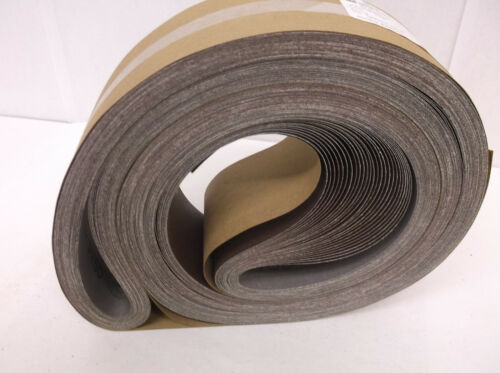 "60pk 3M 202DZ ThreeMIte 40132 Sanding Cloth Belts 3"" x 90 12"" P150 B24"