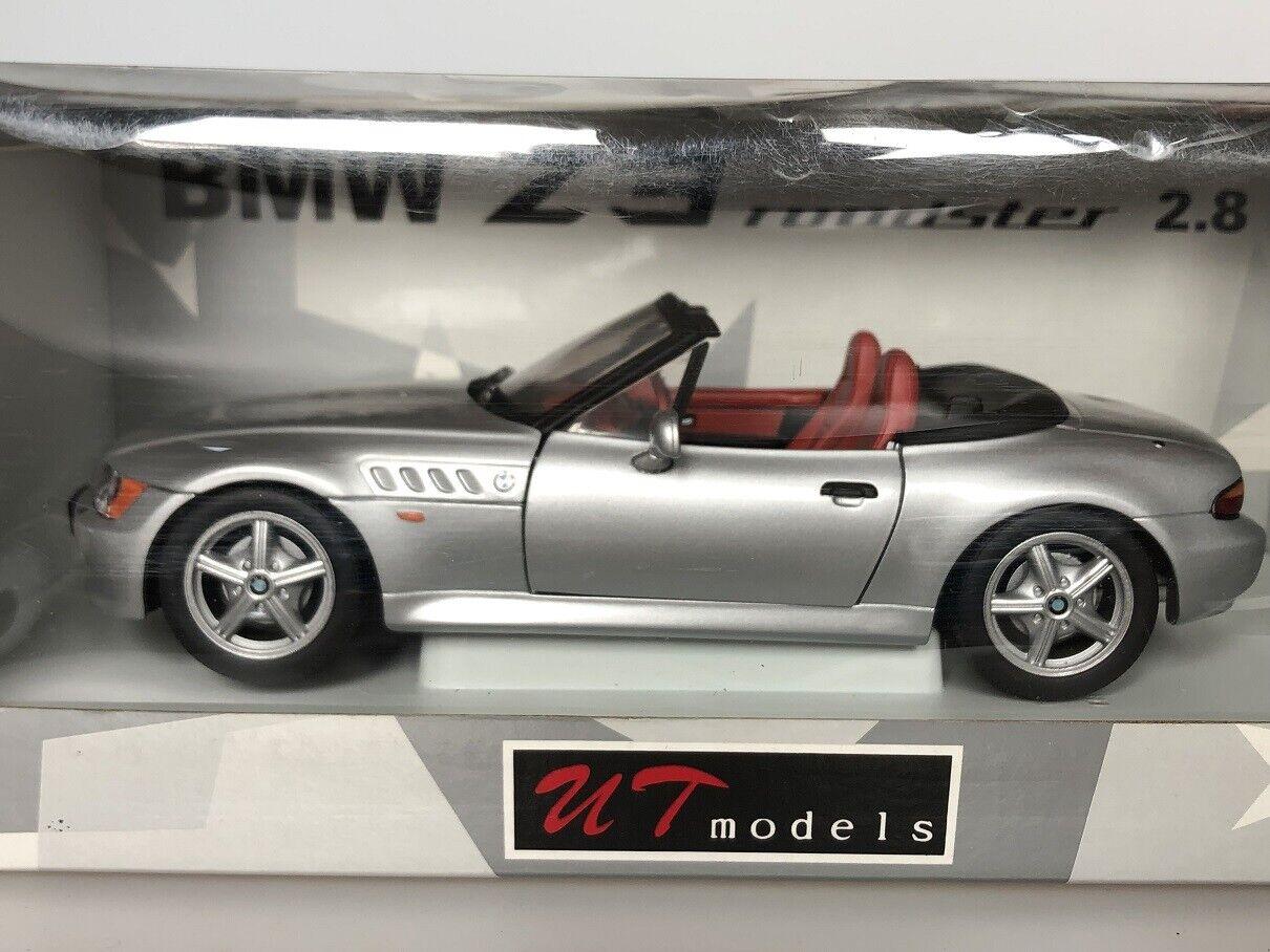 1 18 UT models BMW Z3 Cabrio 2.8