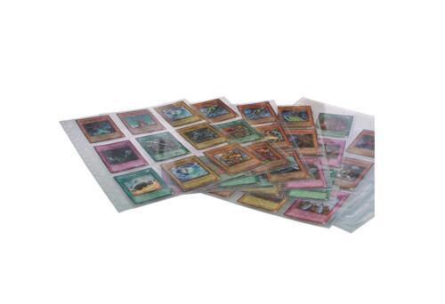 50 EXTRA STARKE SAMMELHÜLLEN KARTENHÜLLEN A4 140my 9x  90x67 mm Für Pokemon