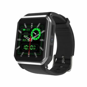 5326ae99ef5 3G Smart Watch 8GB Android 5.1 Quad Core SIM GSM GPS WiFi Bluetooth ...
