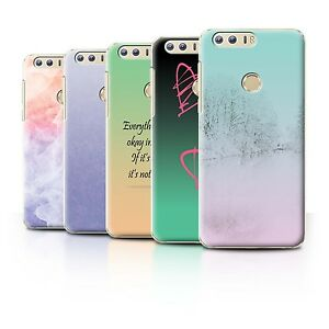 big sale 16645 7b832 Details about STUFF4 Phone Case/Back Cover for Huawei Honor 8 /Abstract  Ombre