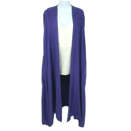 Laise Adzer Womens Vintage 1980s Rayon Lagenlook … - image 1