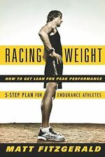 Racing Weight: How to Get Lean for Peak Performance-ExLibrary