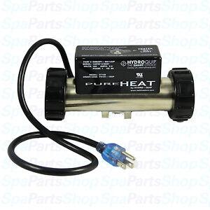 Inline Water Heater >> Jetted Whirlpool Bath Tub In Line Water Heater 120v 1 0kw 1000w