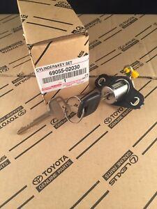 TOYOTA-OEM-03-08-Corolla-Trunk-Lid-Lock-Cylinder-6905502030-69055-02030