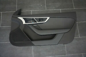 Door-Panel-Right-Front-Jaguar-Coupe-X152-Median-Leather-Black
