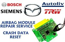 MAZDA 6 GS1D57K30 AIRBAG SRS ECU AIRBAG MODULE CRASH DATA RESET REPAIR SERVICE