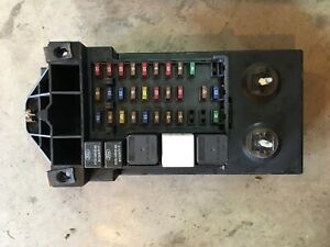 97 98 1998 FORD EXPEDITION F150 NAVIGATOR FUSE BOX ...