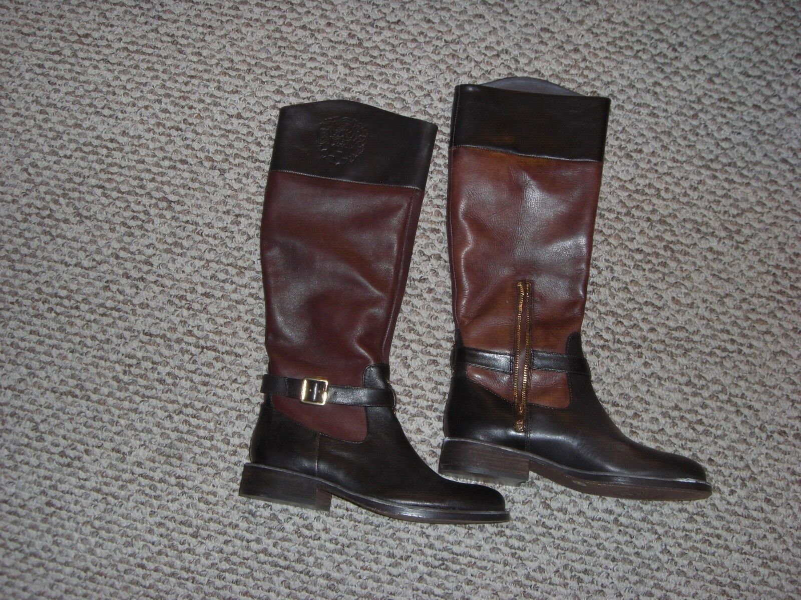 Vince Camuto Flavian Knee High Women's Boots, Size 8,5