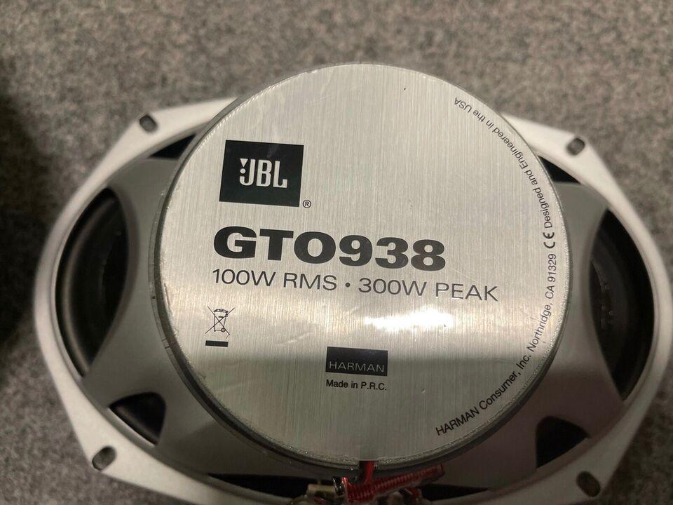 """Højttaler, JBL, GTO930 STADIUM 6""""X9""""330W"""