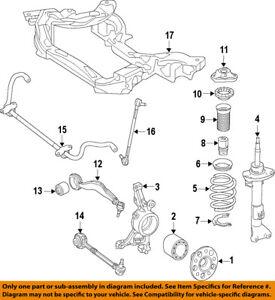 Mercedes MERCEDES-BENZ OEM E350 Front Suspension-Strut Mount Bearing ...
