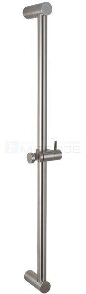 DEUSENFELD Design Brausestange    M8  komplett Edelstahl matt gebürstet, 78cm | Ermäßigung  b8bf7b