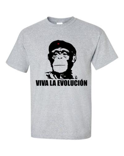 Viva La Evolucion che guevara T-Shirt