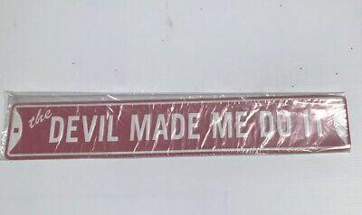 "/""Rebel/"" New Embossed METAL /""Garage Art/"" Sign"