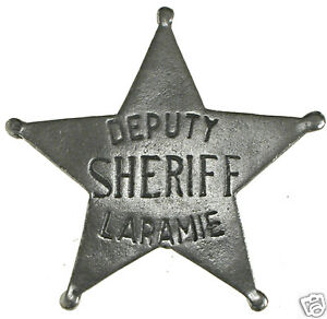 1-in-HAT-DEPUTY-SHERIFF-LARAMIE-OLD-WEST-PIN-BADGE-MADE-IN-USA-08