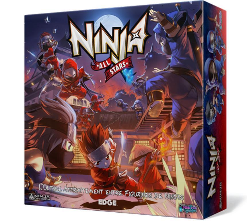 Ninja All Stars - Edge Entertainment