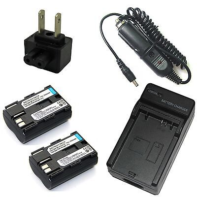 Home/&car Charger Li-ion Battery Pack for Canon DS6031 DS126061 DS6041 DS126131
