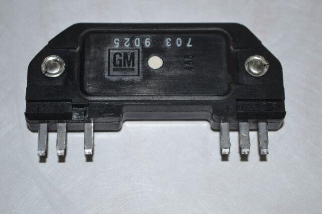 GM Ignition Module OPEL CORSA VAUXHALL Nova 6 Pin