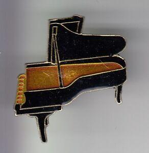 RARE-PINS-PIN-039-S-MUSIQUE-MUSIC-CLASSIQUE-OPERA-PIANO-A-QUEUE-NOIR-BIG-DF