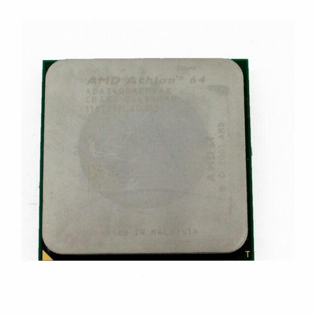 Prozessor AMD Athlon 64 3400 2.4GHZ Socket 754 CPU Prozessor ADA3400AEP4AX
