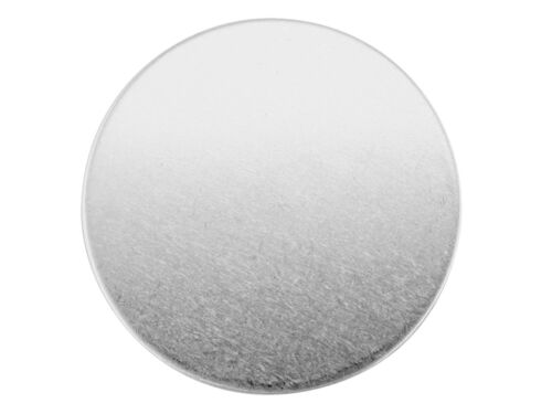 1mm thick Silver Blanks Rounds Sterling Fully Annealed   5mm to 30mm 0.5mm