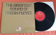 "LP VINYL 12"" FRANK PLEYER THE GREATEST SOUND OF 1970 MPS REC SOUL-JAZZ EASY LIST"