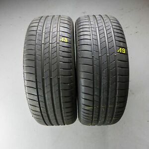 2x-BRIDGESTONE-Turanza-t005-MO-225-45-r18-91-W-Dot-3618-6-5-mm-pneus-d-039-ete