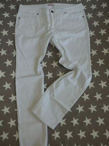 Jeans-Trousers-Ladies-Joe-Brown-Size-40-to-58-White-Long-short-Normal-241-New