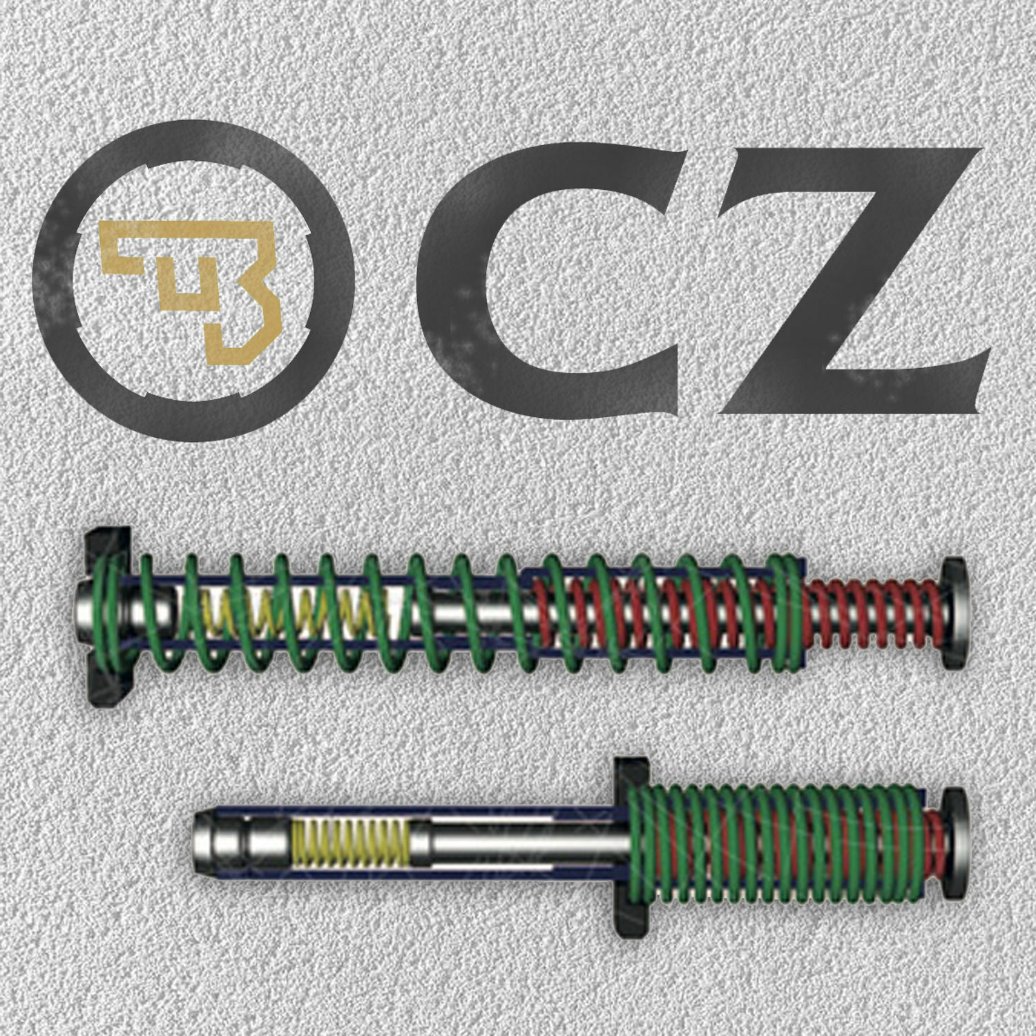 Dpm Recoil ROTuction Spring For ALL CZ Models