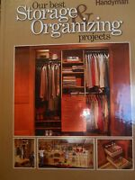 The Family Handyman: Our Best Storage & Organizing Projects Hardcover